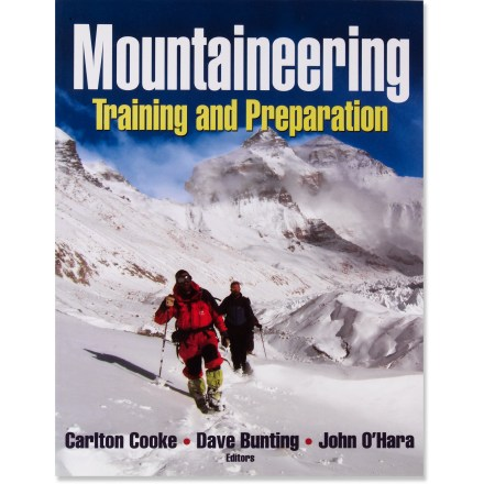 Human Kinetics Mountaineering: Training and Preparation
