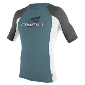 photo: O'Neill Skins S/S Crew short sleeve rashguard