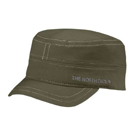 photo: The North Face Logo Military Hat cap