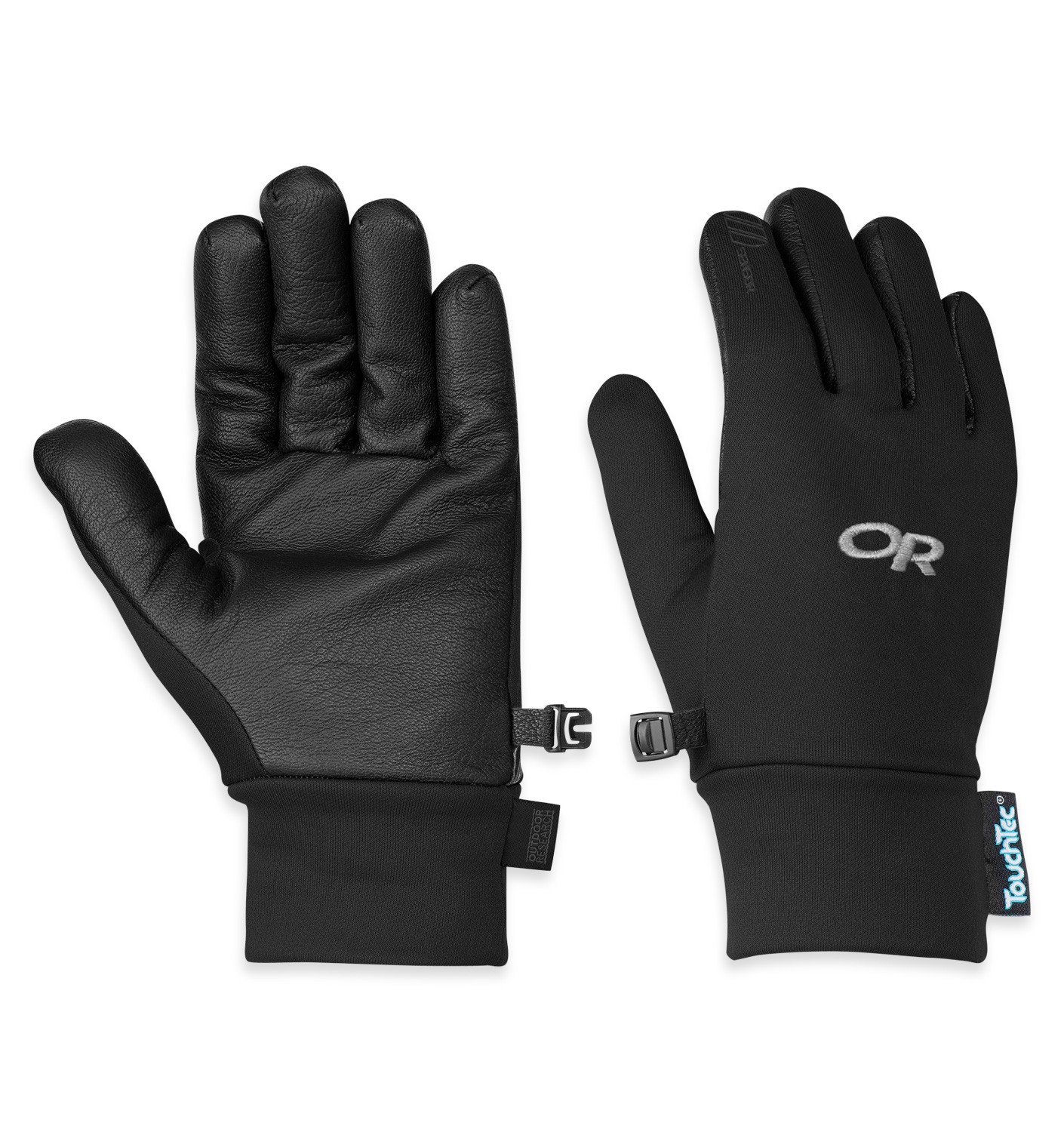 photo: Outdoor Research Women's Sensor Gloves fleece glove/mitten