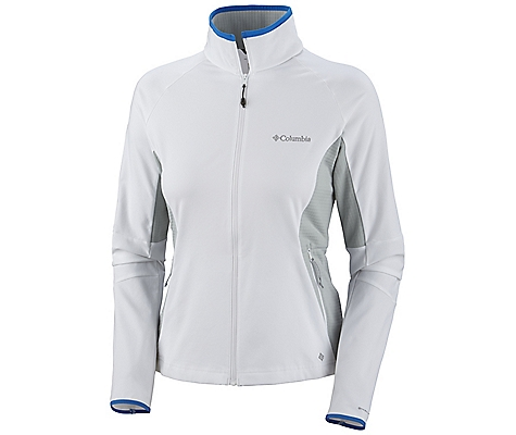 photo: Columbia Trail Twist III Jacket soft shell jacket