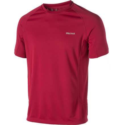 photo: Marmot Mesita Short Sleeve short sleeve performance top