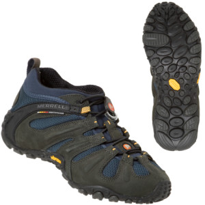 photo: Merrell Chameleon II Stretch trail shoe