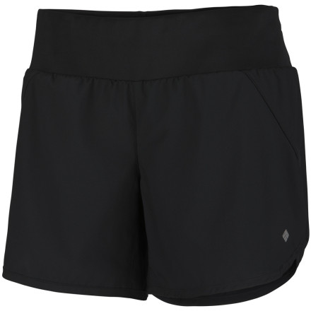 photo: Columbia Trail Dash Short active short