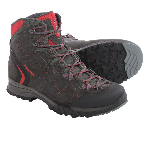 photo: Lowa Focus GTX Mid hiking boot