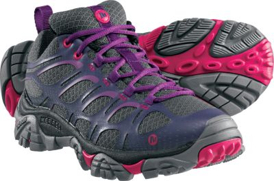 photo: Merrell Women's Moab Edge trail shoe
