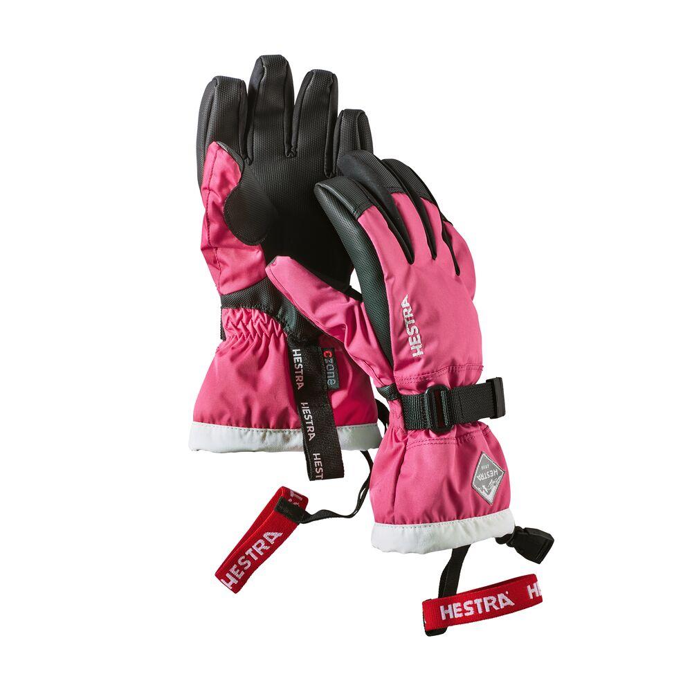 photo: Hestra Czone Gauntlet Jr Glove insulated glove/mitten