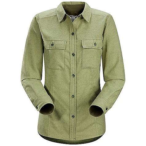 photo: Arc'teryx Tavla Shirt LS hiking shirt