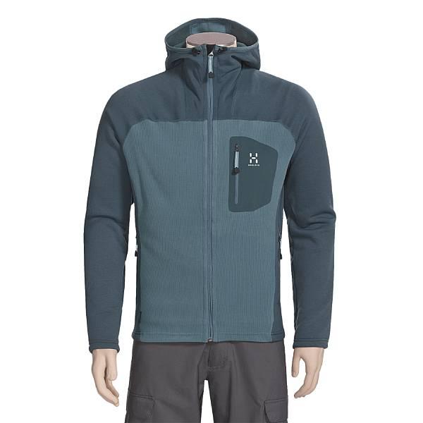 photo: Haglofs Treble Hood fleece jacket