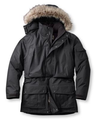 photo: L.L.Bean Men's Baxter State Parka down insulated jacket