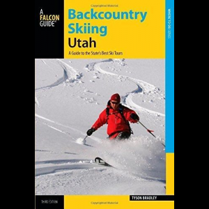 Falcon Guides Backcountry Skiing Utah