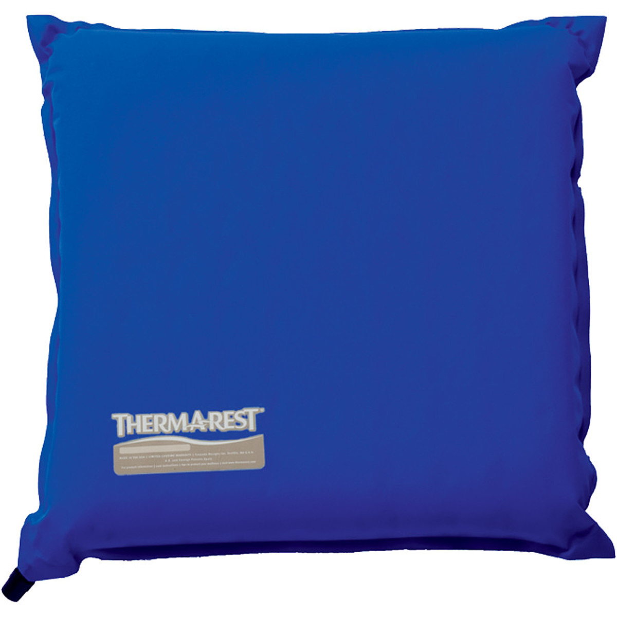 photo: Therm-a-Rest Camp Seat self-inflating sleeping pad