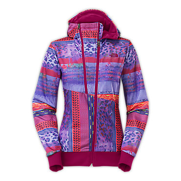 photo: The North Face Thatch Hoodie soft shell jacket