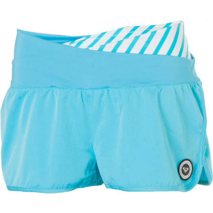 photo: Roxy Overlap Boardshorts active short