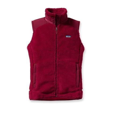 photo: Patagonia Retro-X Vest fleece vest