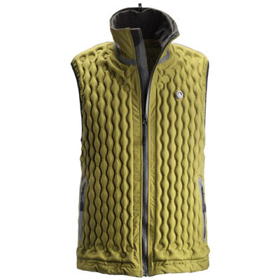 photo: Klymit Kinetic Khameleon Vest synthetic insulated vest