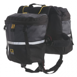 photo of a Mountainsmith dog gear