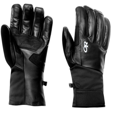 photo: Outdoor Research Crave Gloves waterproof glove/mitten
