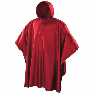 photo: Sierra Designs Storm Poncho waterproof jacket