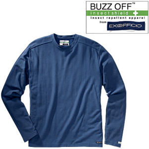 ExOfficio BUZZ OFF L/S Crew
