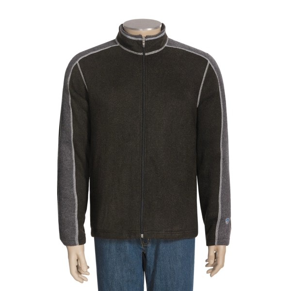 photo: Kuhl Sundog Full Zip fleece jacket