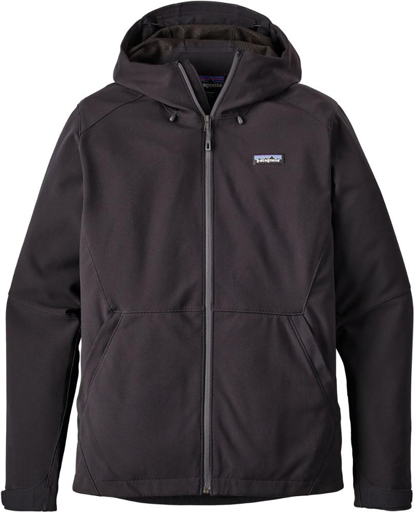 photo: Patagonia Adze Hoody soft shell jacket