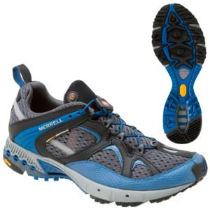 photo: Merrell Overdrive trail running shoe
