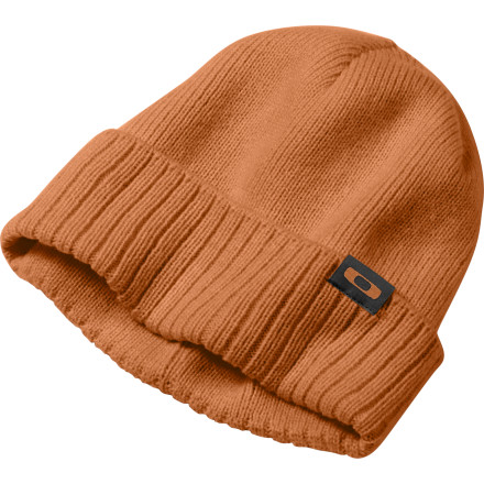 photo: Oakley Sailor Beanie winter hat