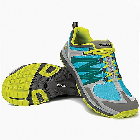 photo: Topo Athletic Women's MT trail running shoe