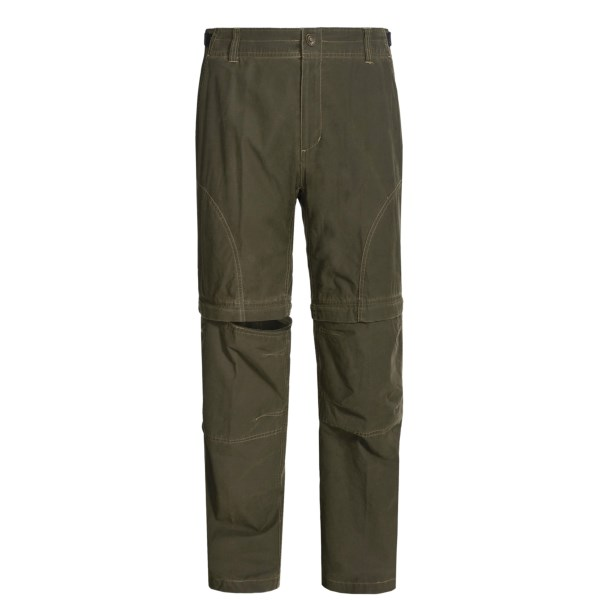 photo: Kuhl Coyote Convertible Pant hiking pant