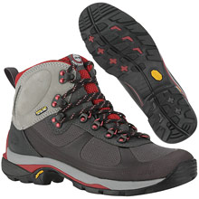 photo: Timberland Women's Cadion Waterproof Mid hiking boot