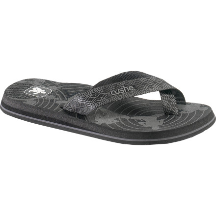 photo: Cushe Yoga Low Sandal flip-flop