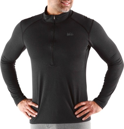 REI Lightweight Base Layer Half-Zip