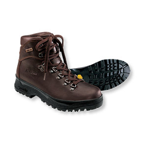 photo: L.L.Bean Gore-Tex Cresta Hikers, Leather backpacking boot
