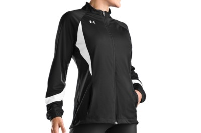 photo: Under Armour Hype Jacket long sleeve performance top