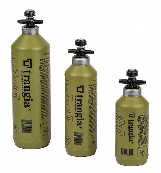 Fuel and Fuel Bottles