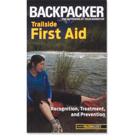 Falcon Guides Trailside First Aid