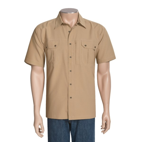 photo: Kuhl Kalahari Short Sleeve hiking shirt