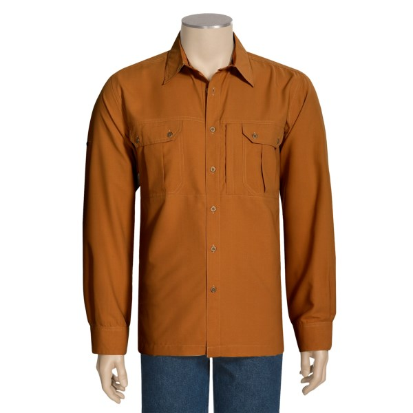 photo: Kuhl Kalahari Long Sleeve hiking shirt