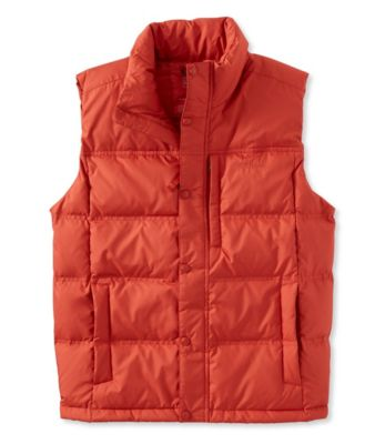photo: L.L.Bean Trail Model Down Vest down insulated vest