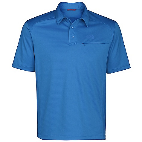photo: The North Face Merced Donelley Polo Shirt hiking shirt
