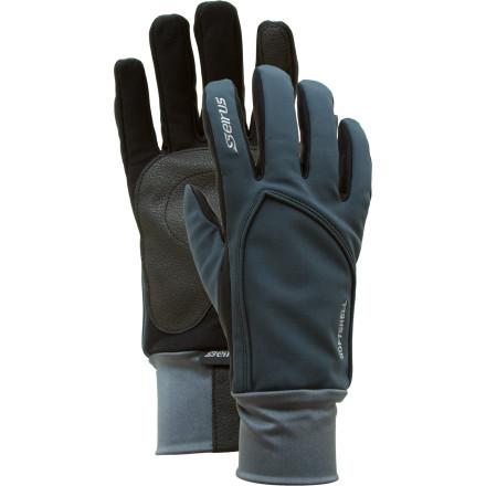 photo: Seirus Women's Softshell Lite Glove soft shell glove/mitten