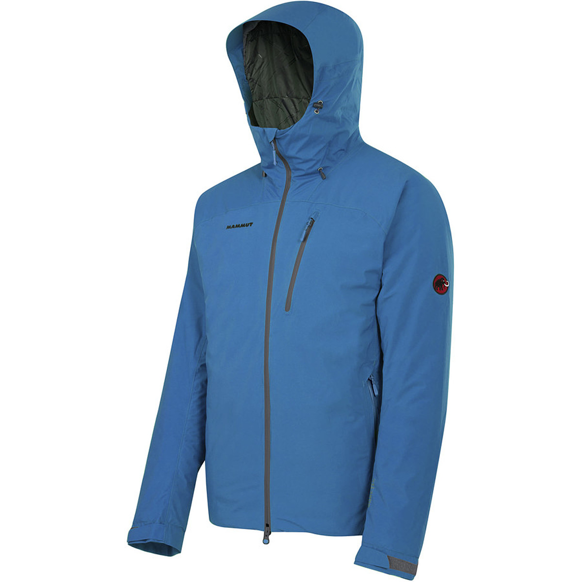 photo: Mammut Marangun Jacket synthetic insulated jacket