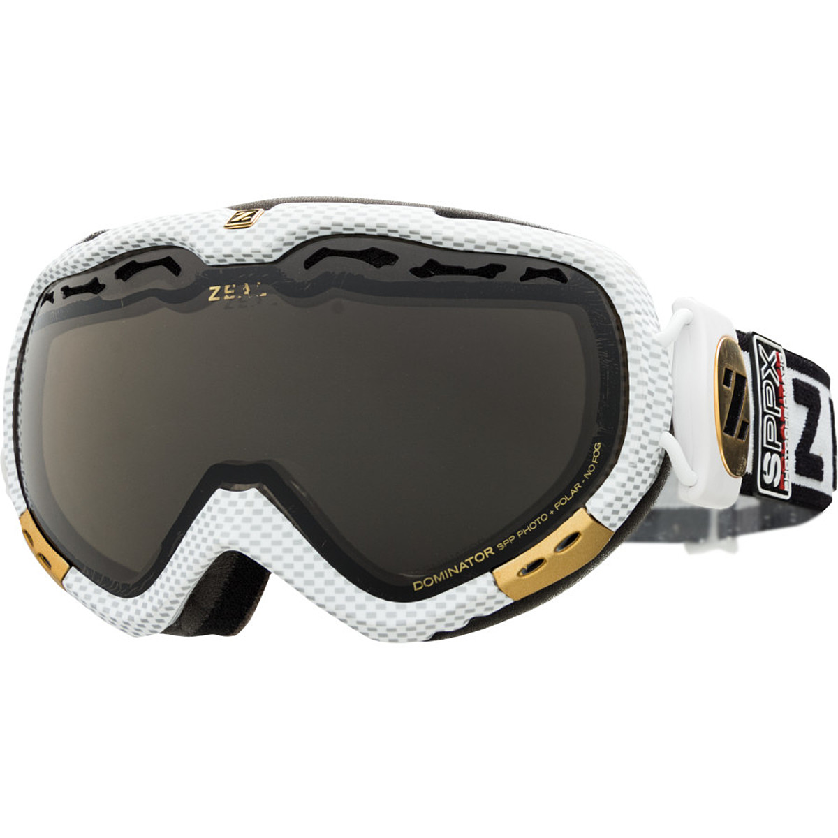 photo: Zeal Dominator goggle