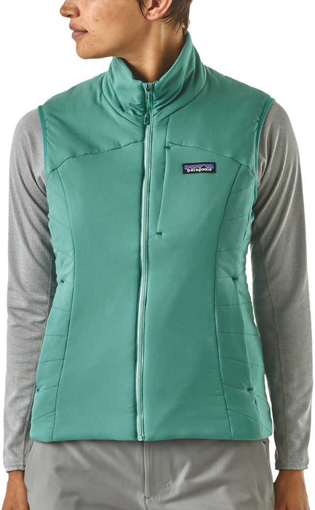 photo: Patagonia Women's Nano-Air Vest synthetic insulated vest