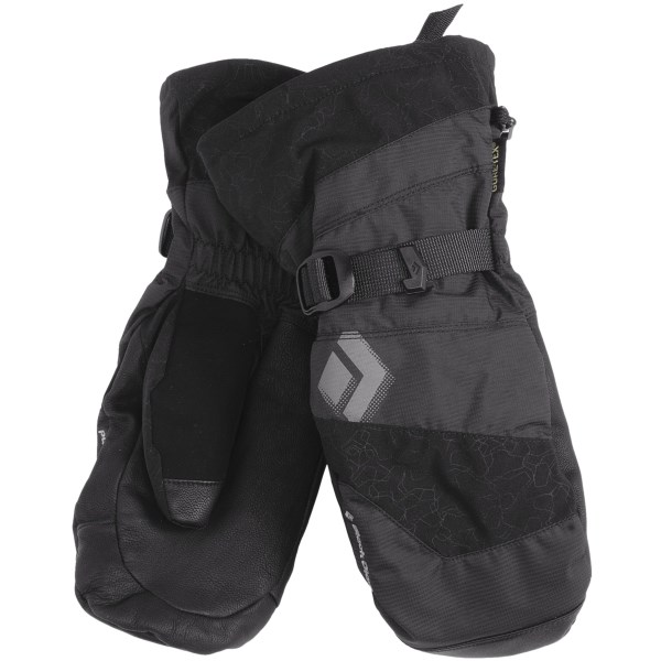 photo: Black Diamond Torrent Mitts insulated glove/mitten