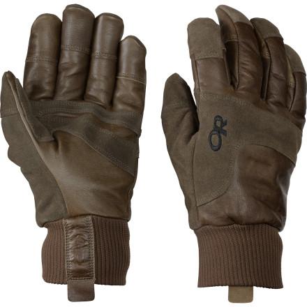 photo: Outdoor Research Blackpowder Gloves insulated glove/mitten
