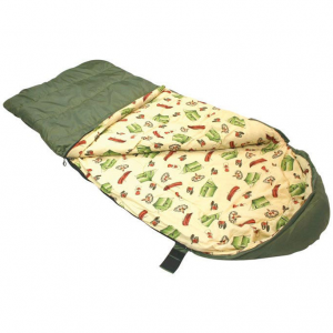photo: Ledge Springz 25 Degree 3-season synthetic sleeping bag