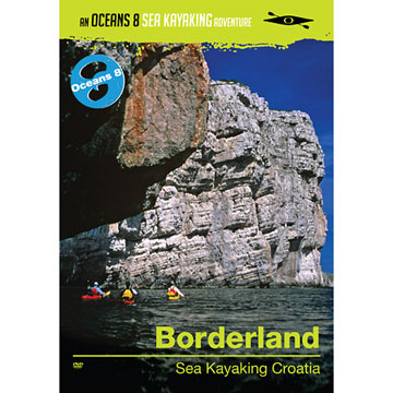 The Mountaineers Books Borderland Sea Kayaking Croatia