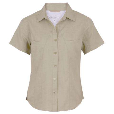 photo: Royal Robbins Women's Sun Tracker S/S Shirt hiking shirt